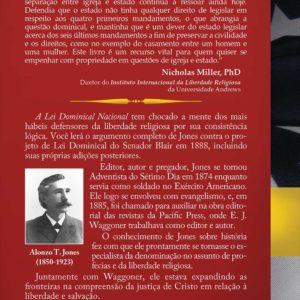 Lei Dominical Nacional (contracapa)